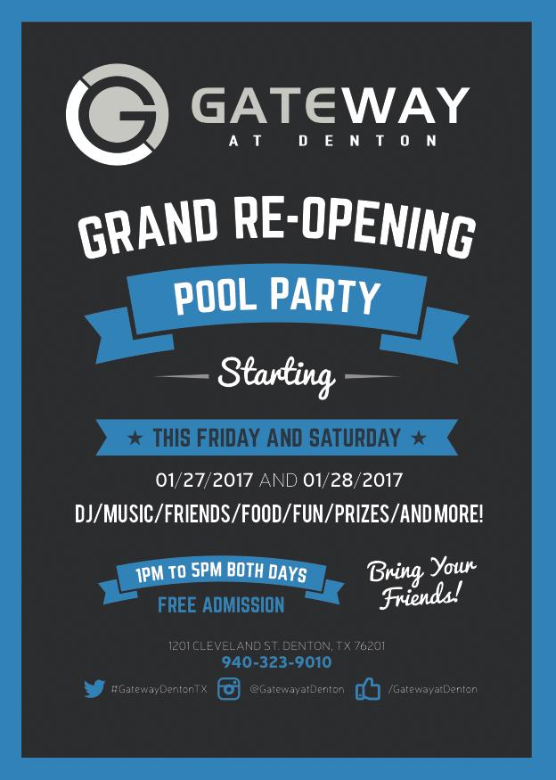 Gateway Grand Re-Opening